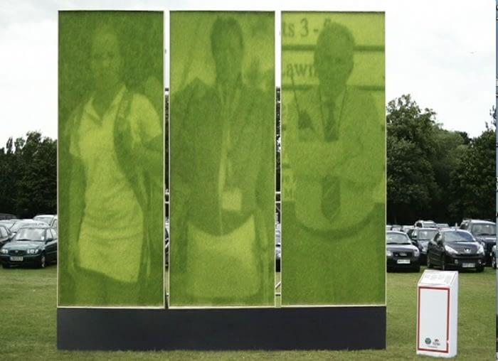 HSBC: Grass Art