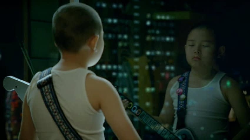 Shell: Guitar Kid