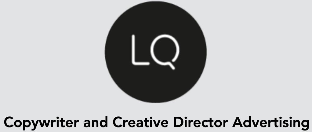 Laurence Quinn - Advertising portfolio