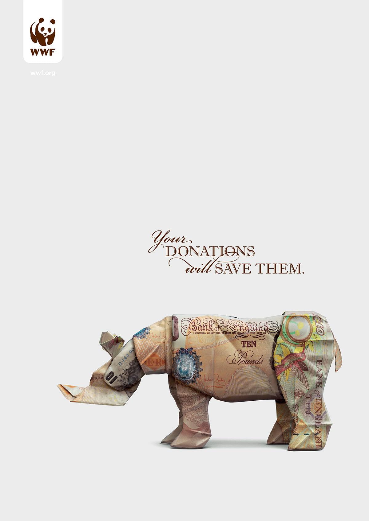 WWF: Origami